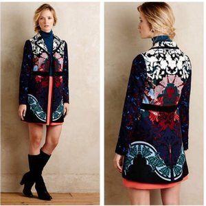 Elevenses Coat Florilege Slim Tailored Jacket